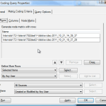 Using a Matrix in NVivo