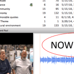 Organise your Demographic Data with NVivo for MAC